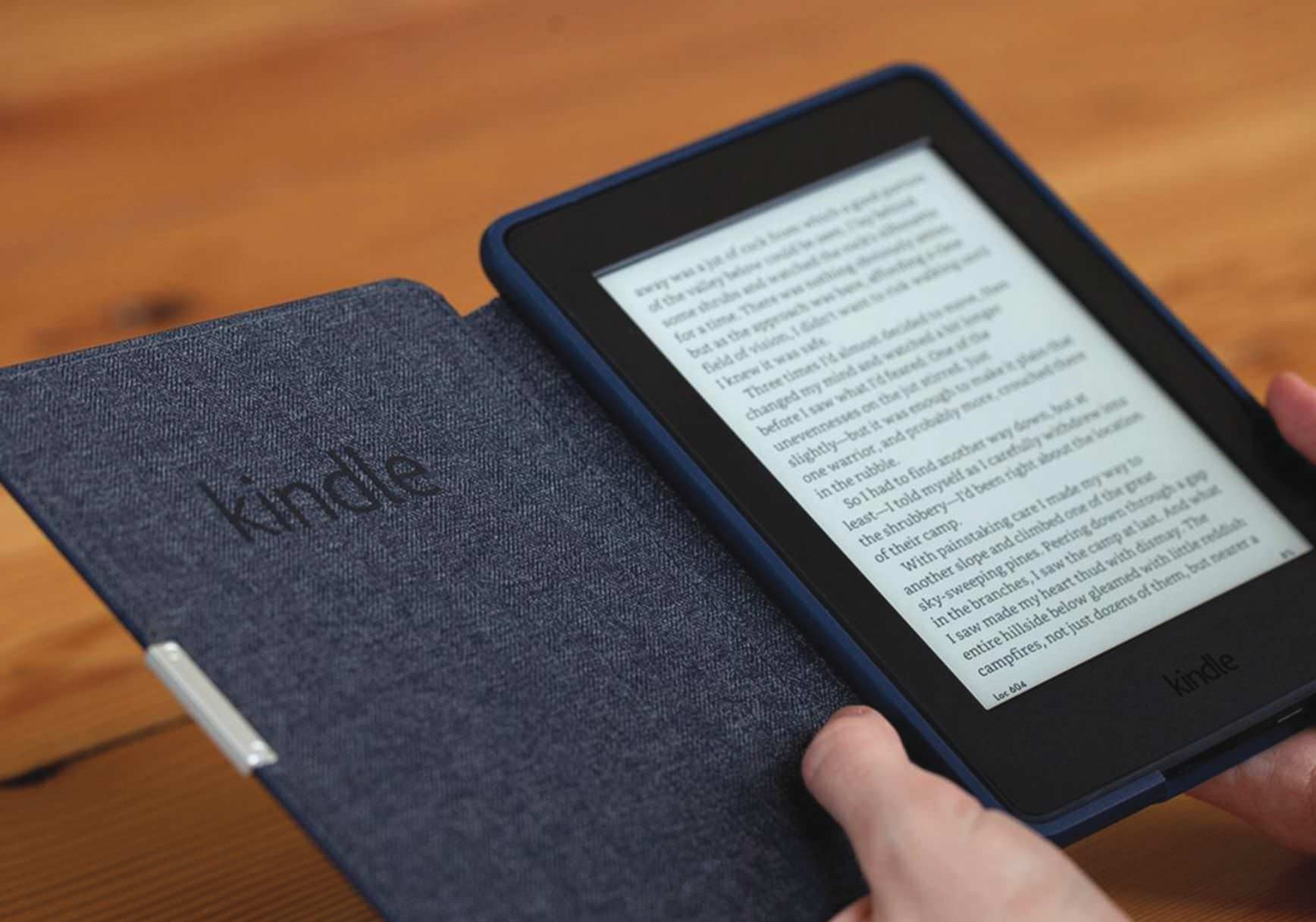 lighting up kindle Transcript of lighting up kindle  late 2007 the kindle was released created by jeff bezos - founder and ceo of amazon summary of case study team 5.