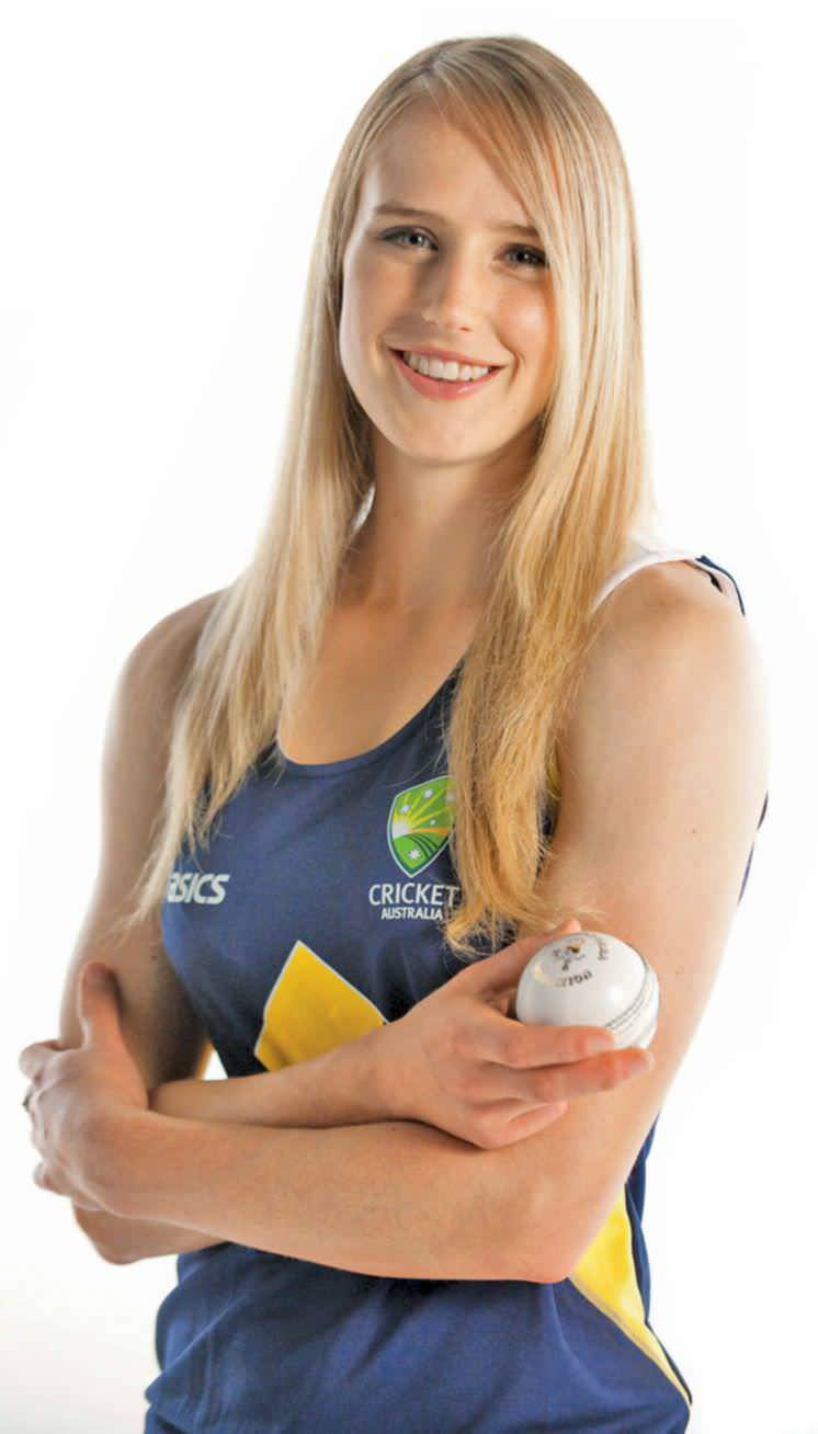 ellyse perry - photo #35