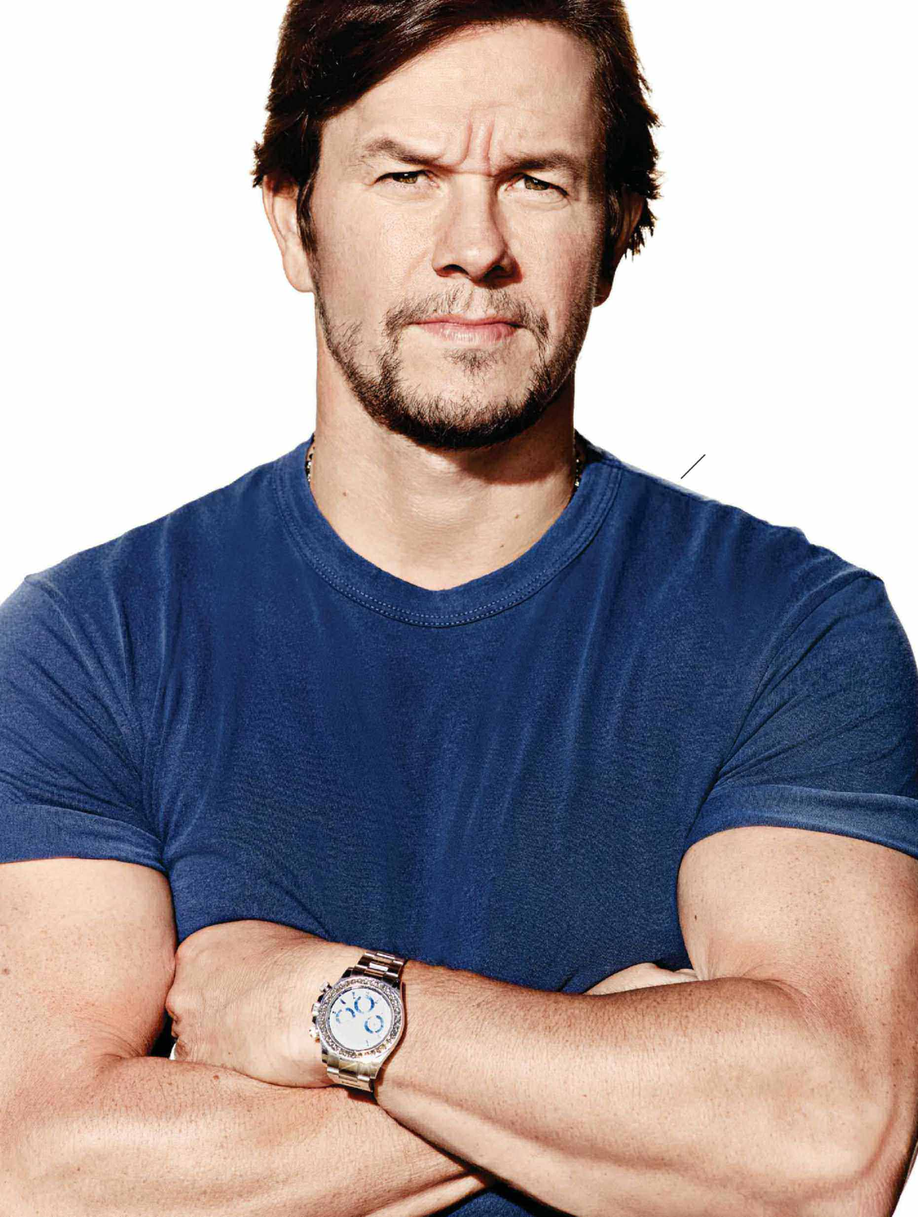 Mark Wahlberg's 30-Minute Bulk-Up Plan Mark Wahlberg