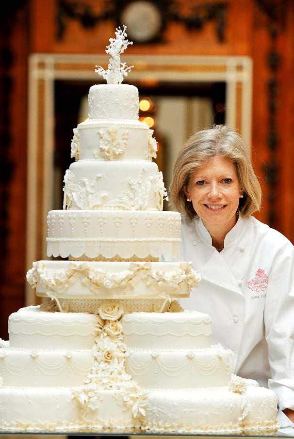 Tiers Of Success Secrets Of A Royal Wedding Cake Maker