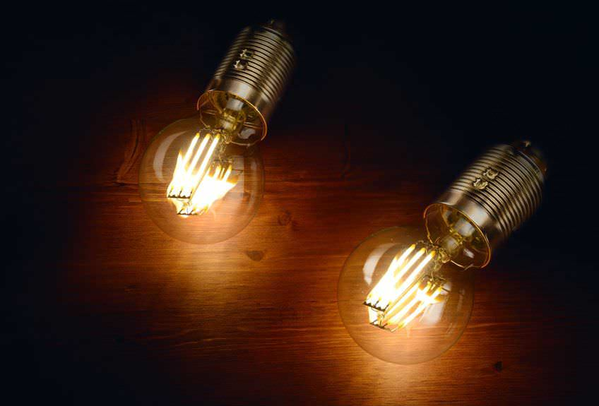 LED Filament Bulbs Growing Your Business With Aesthetics