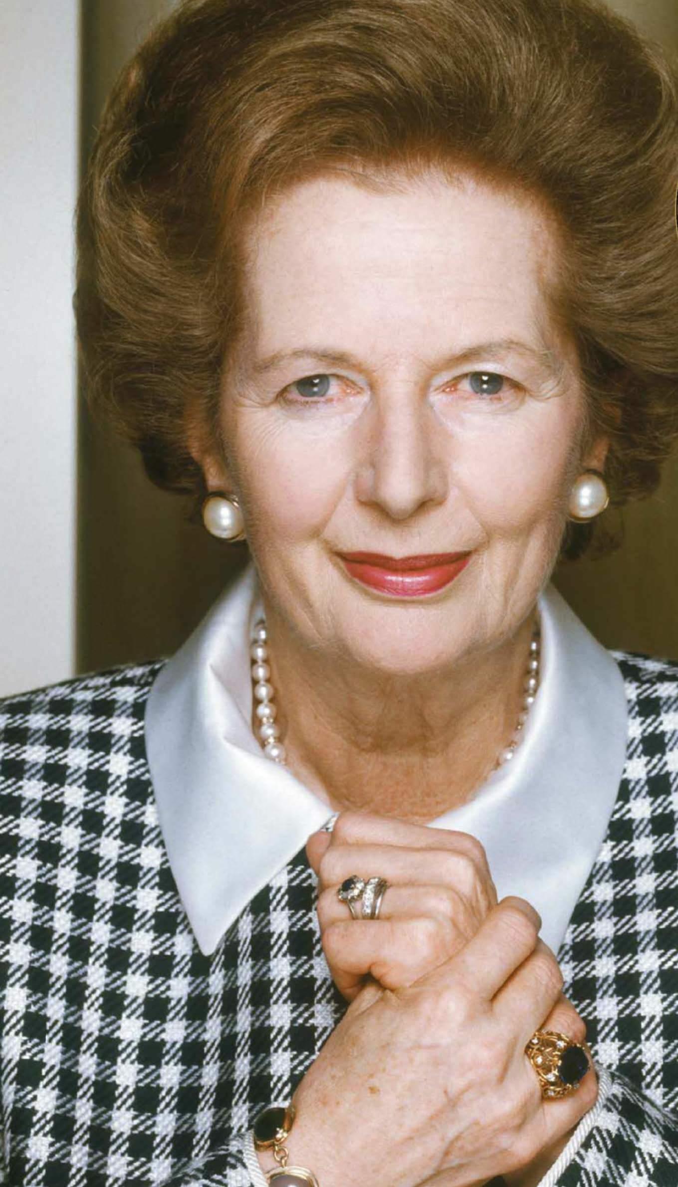 Hero Or Villian Margaret Thatcher