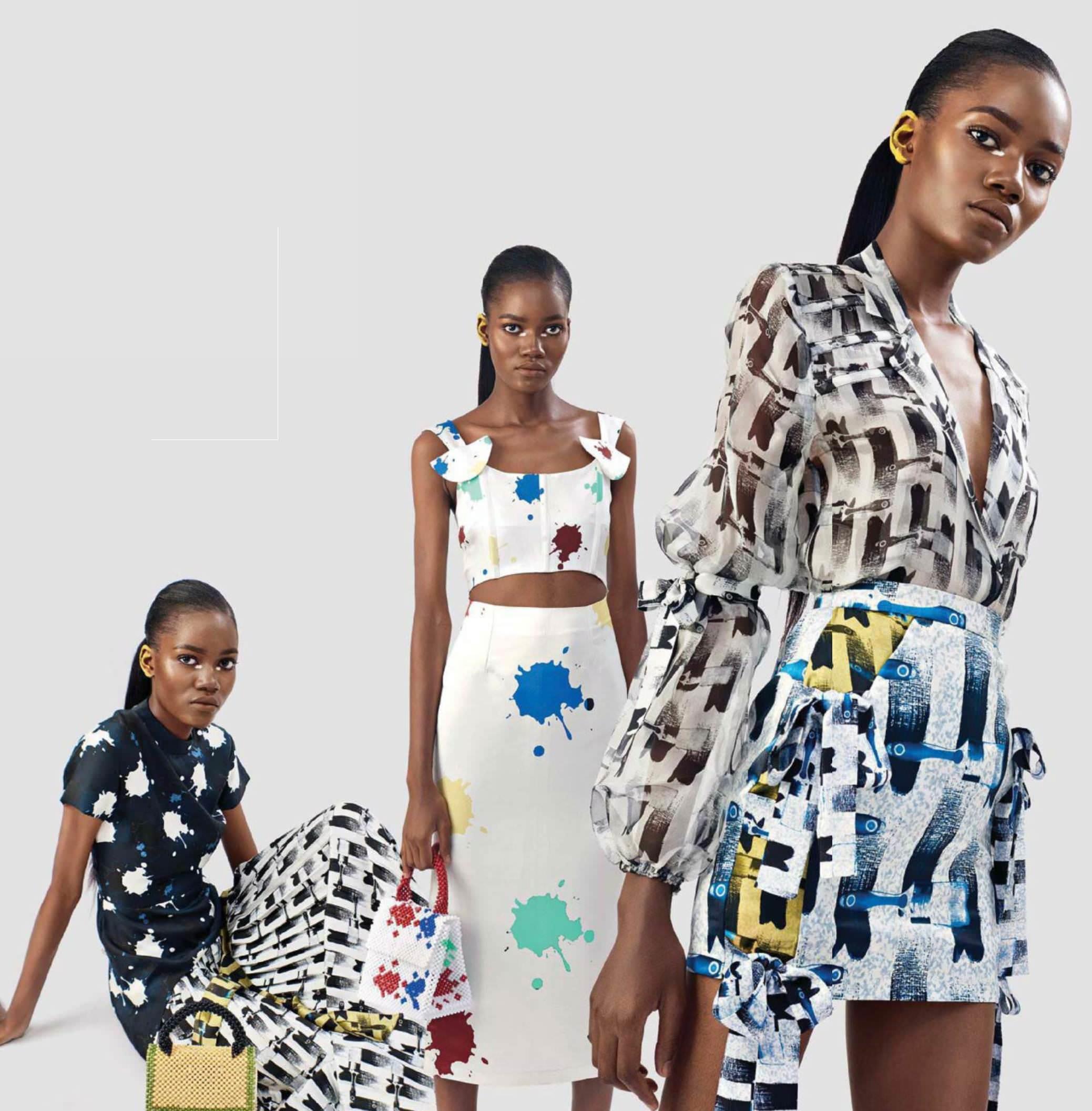 Pan African Fashion Featuring Lisa Folawiyo
