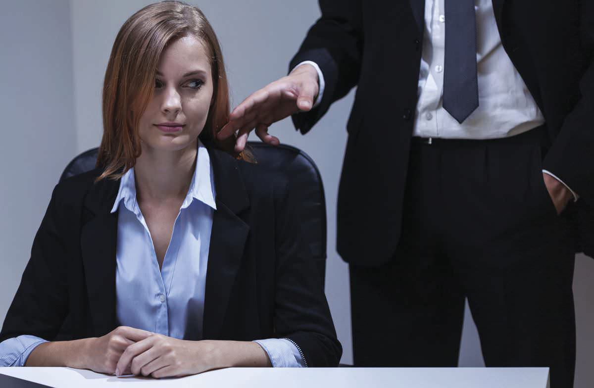 example of medical office sexual harassment