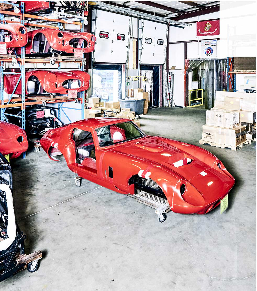 Build Your Own Cobra Kit Car >> Build Your Own Car in Just 400 Easy Steps