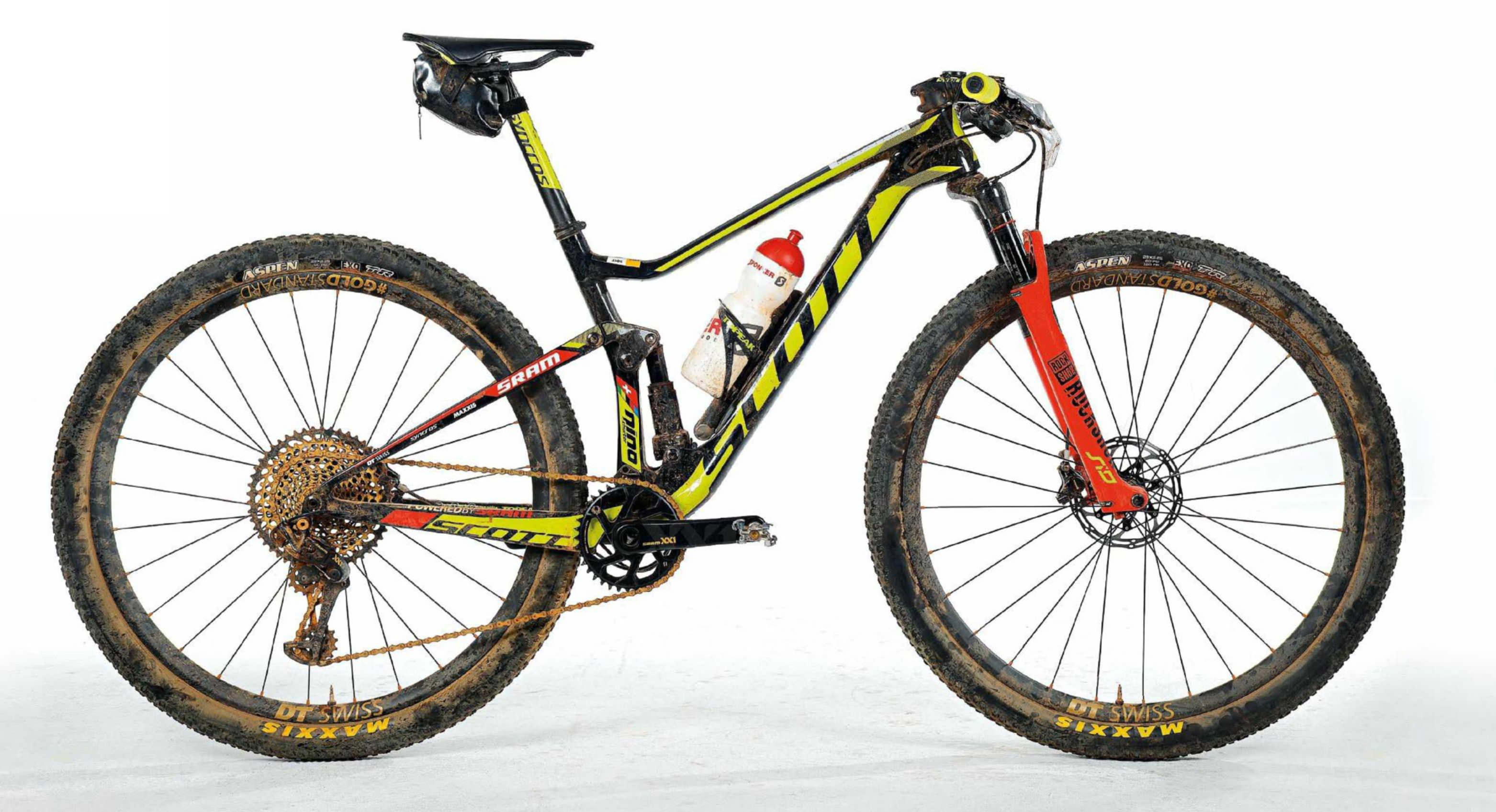 Cape Epic- Winning Scott Spark 900 RC