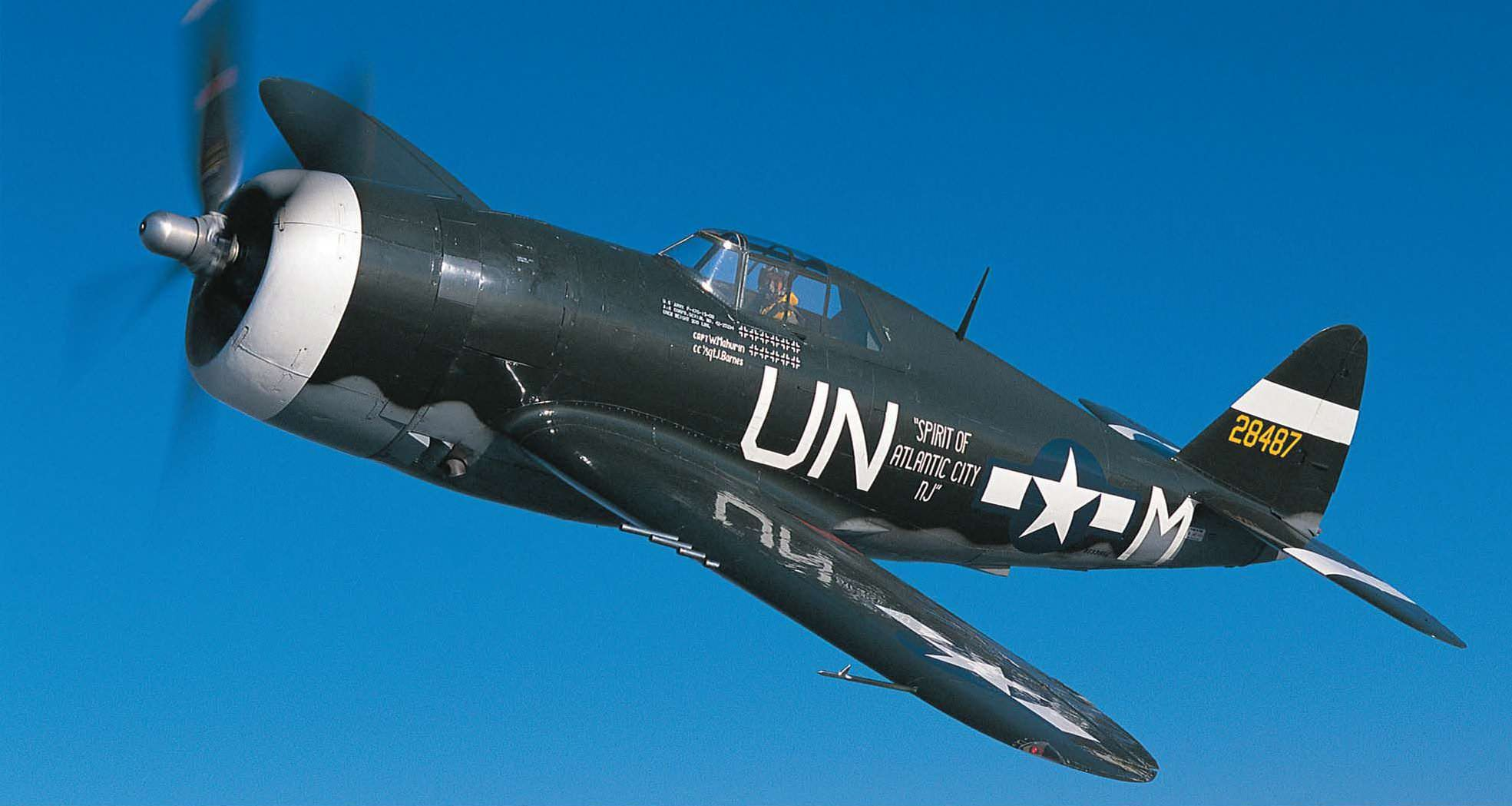 Best WW II Fighter Of The European Theater