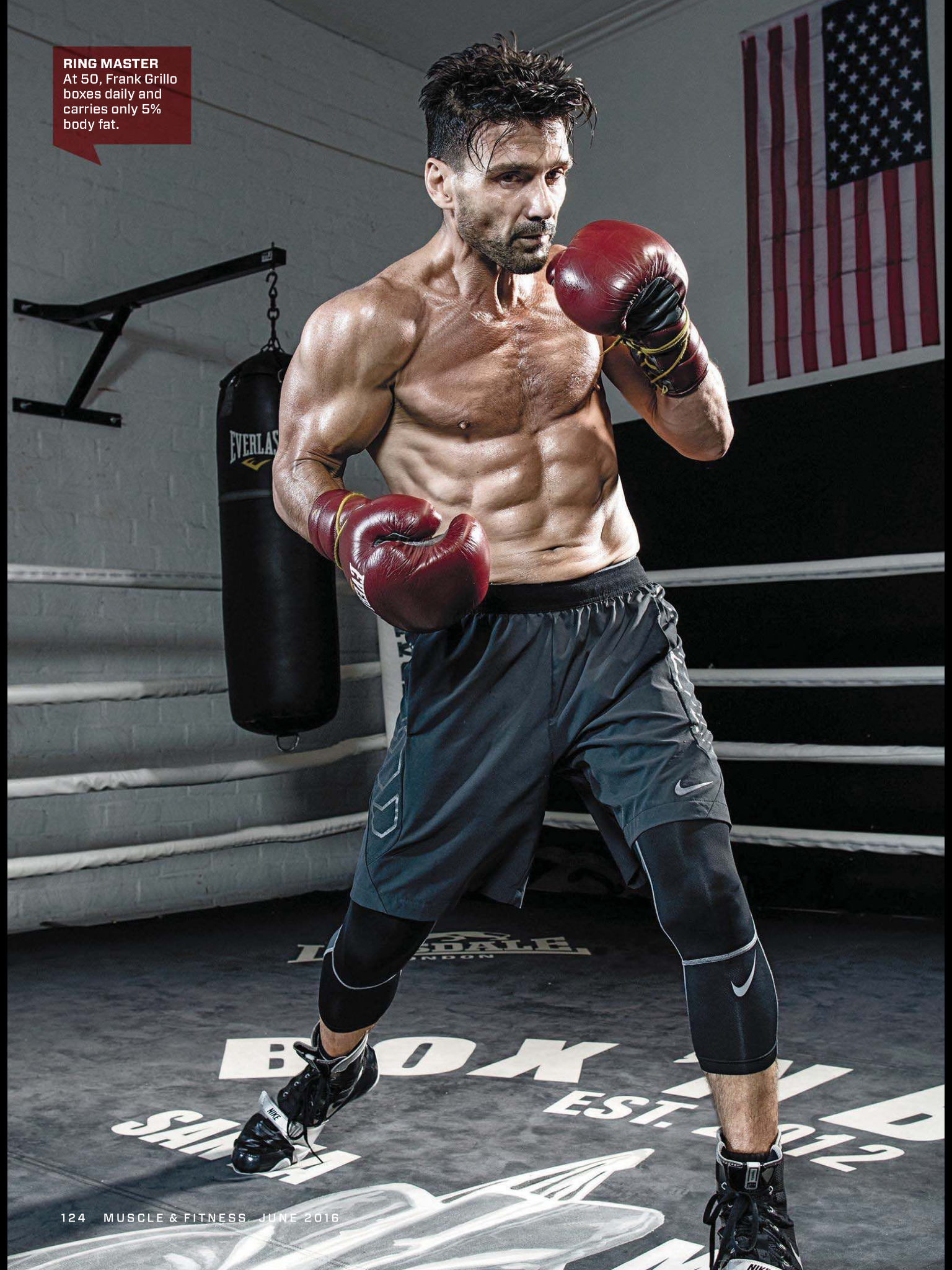 Frank Grillo: The Fight of His Life