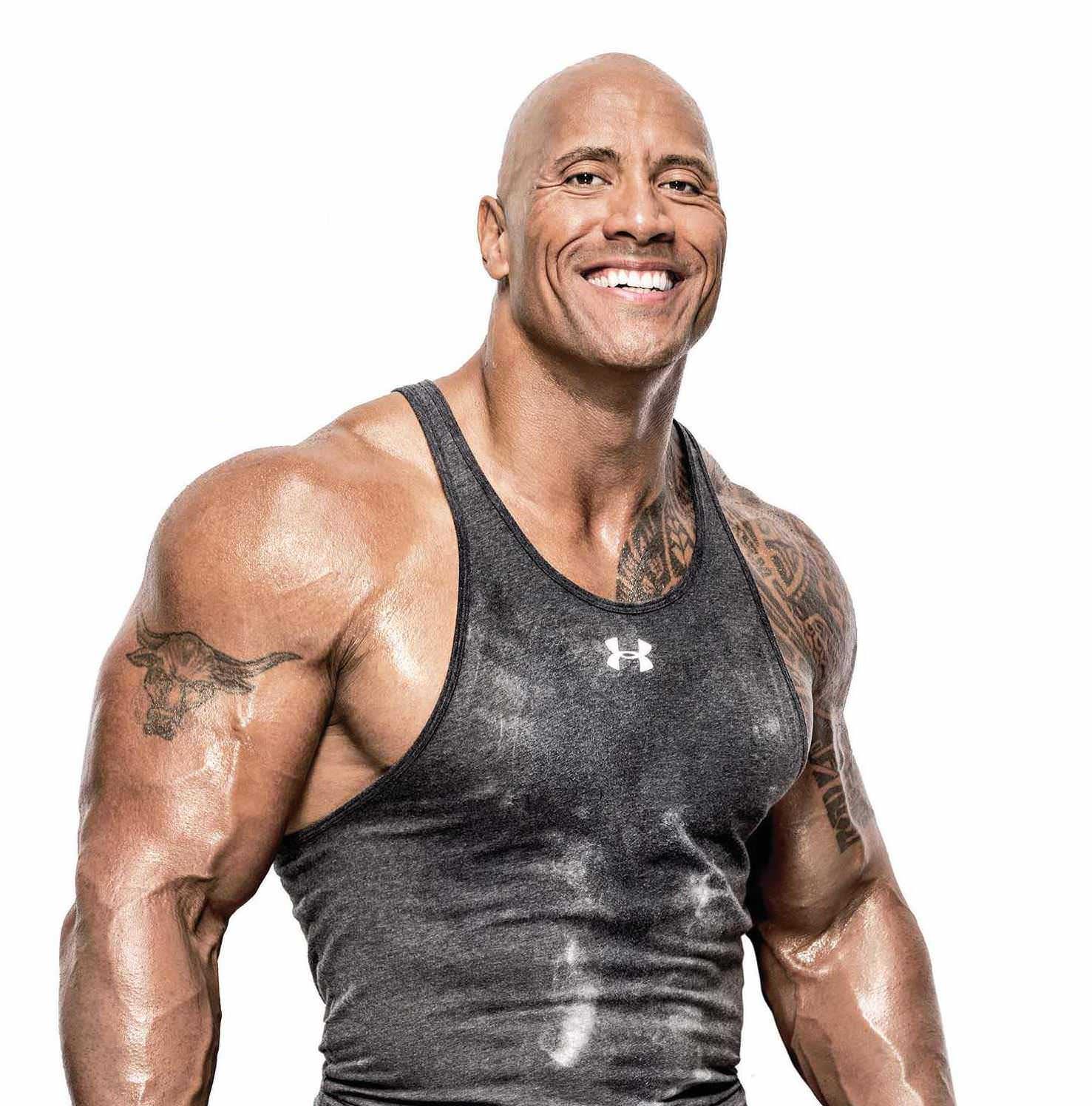 The Evolution of Dwayne 'The Rock' Johnson