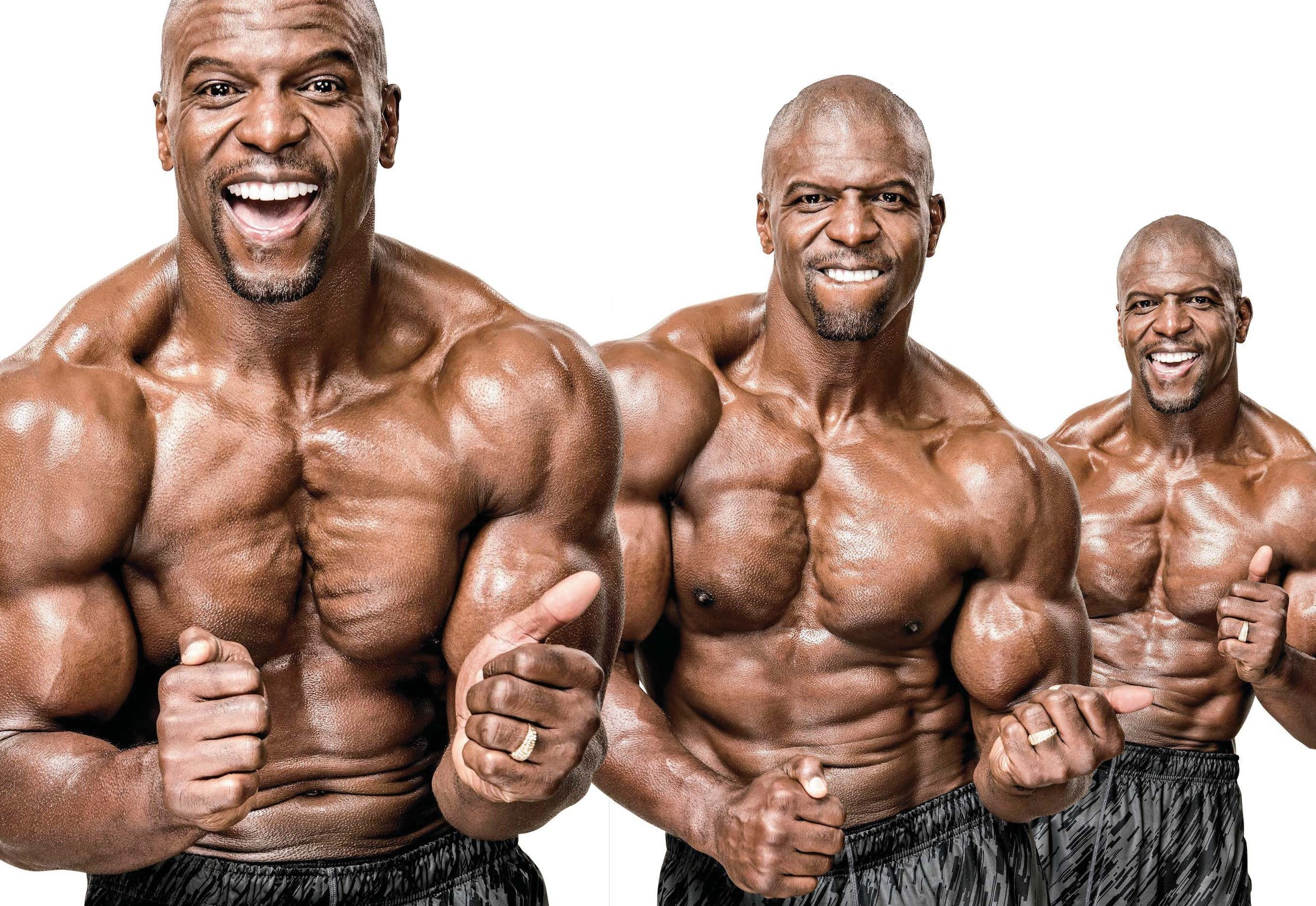 Terry Crews Is Always On