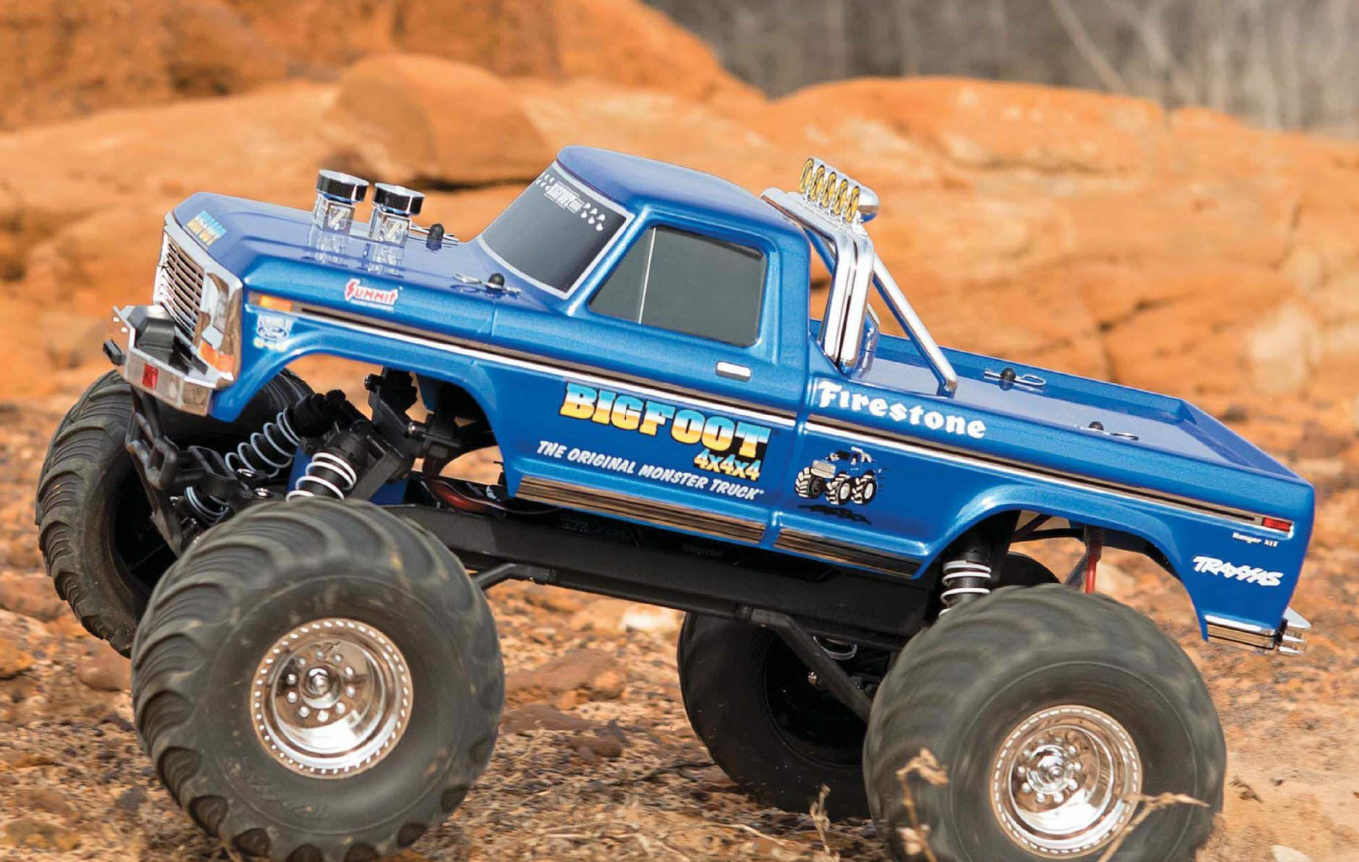 Traxxas Bigfoot No 1