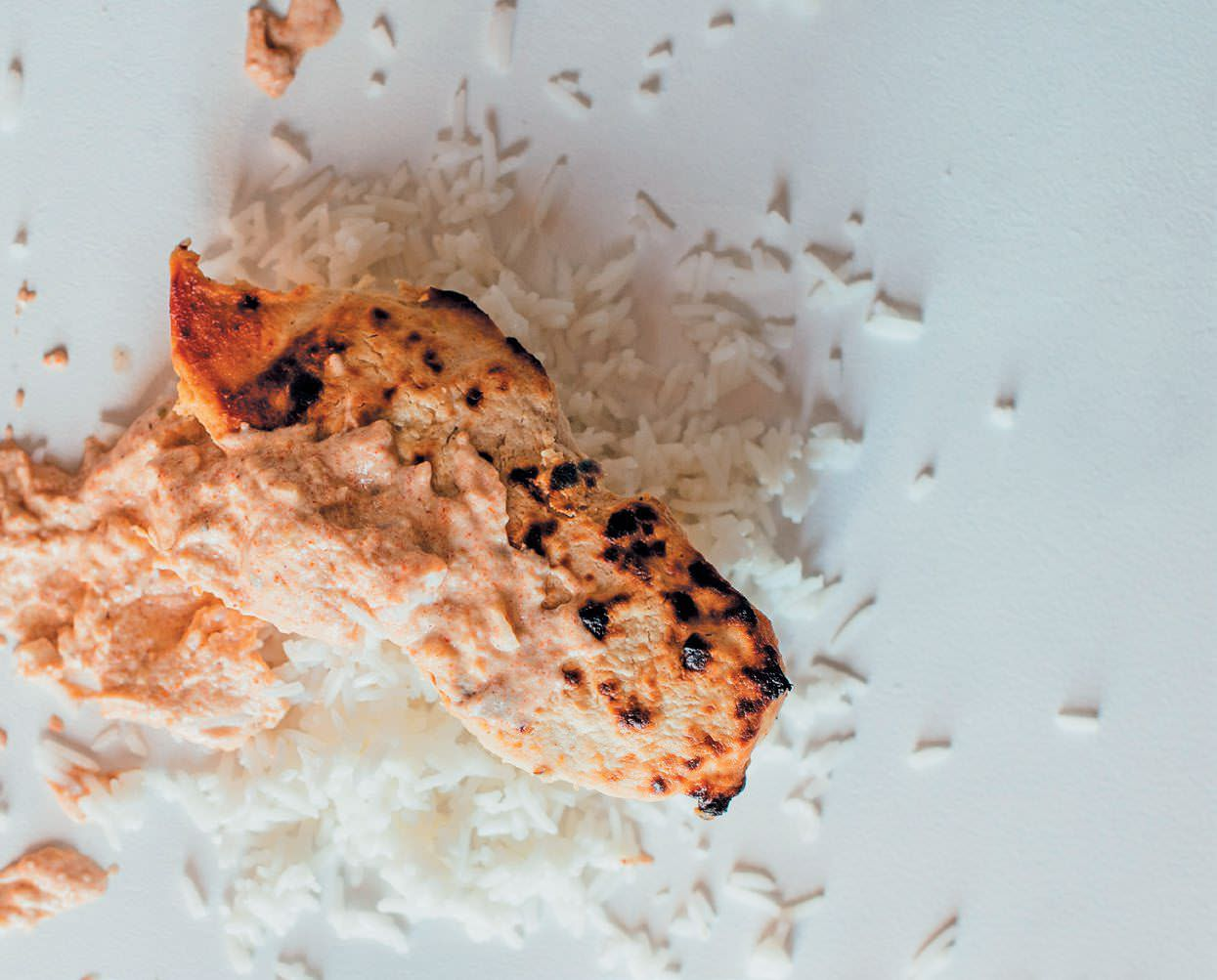 how to make tandoori chicken in oven at home