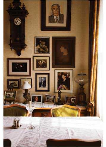 Theres a time-capsule appeal to eastern Slovenia: Family heirlooms decorate Gostilna ikers dining room in Pernica T