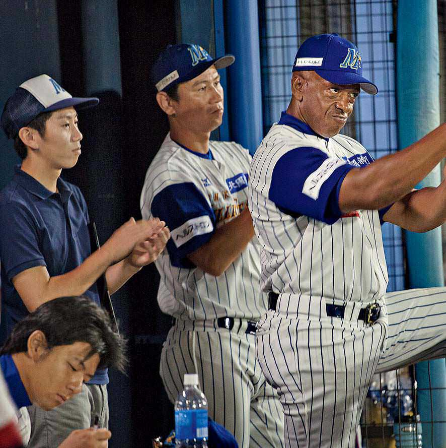Thirty-three years after his MLB debut, Franco has taken his game to the Japanese city of Kanazawa. Despite minuscule crowds and little pay, hes soaking up his time on the field.