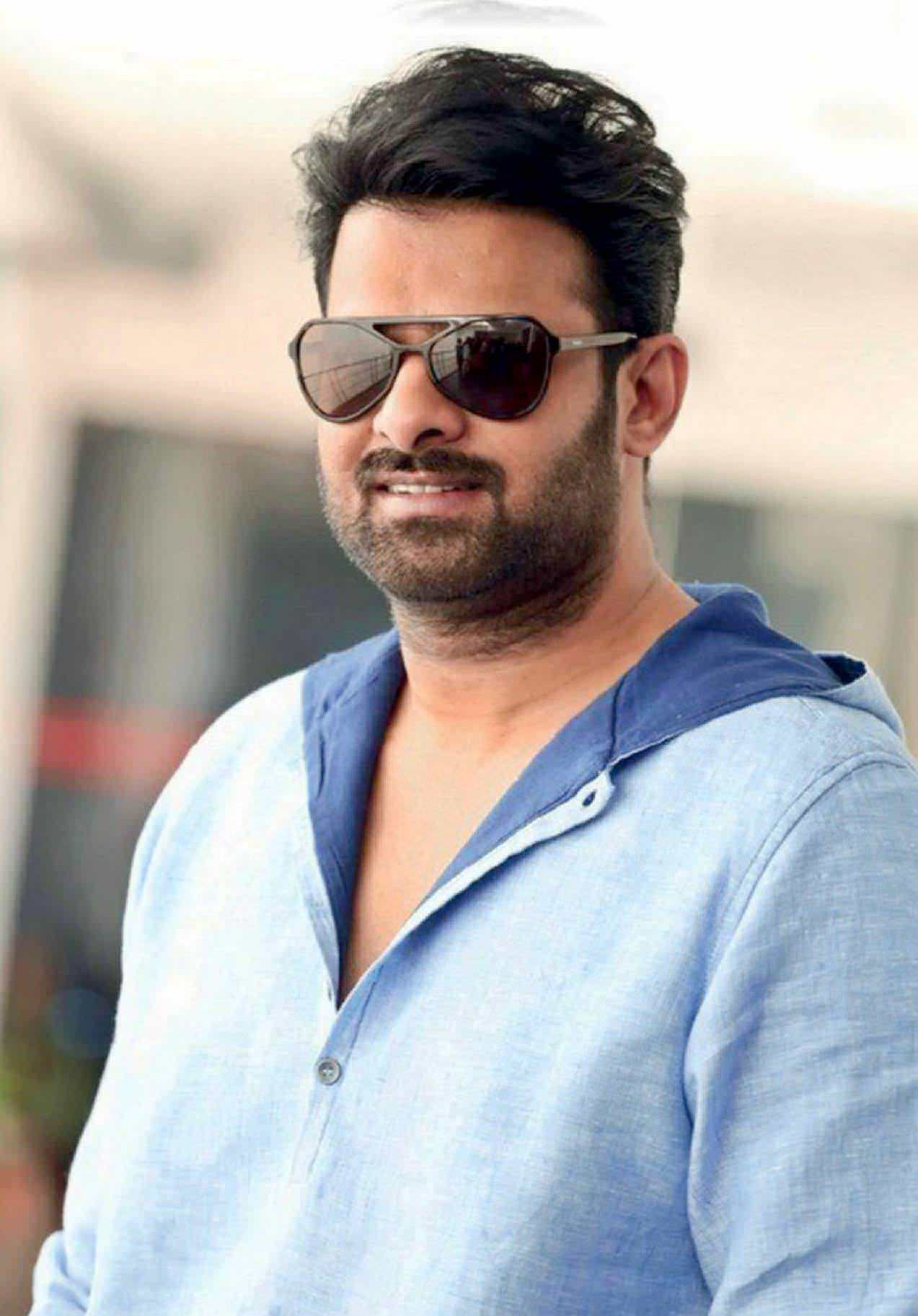 prabhas - men envy, girls adore!