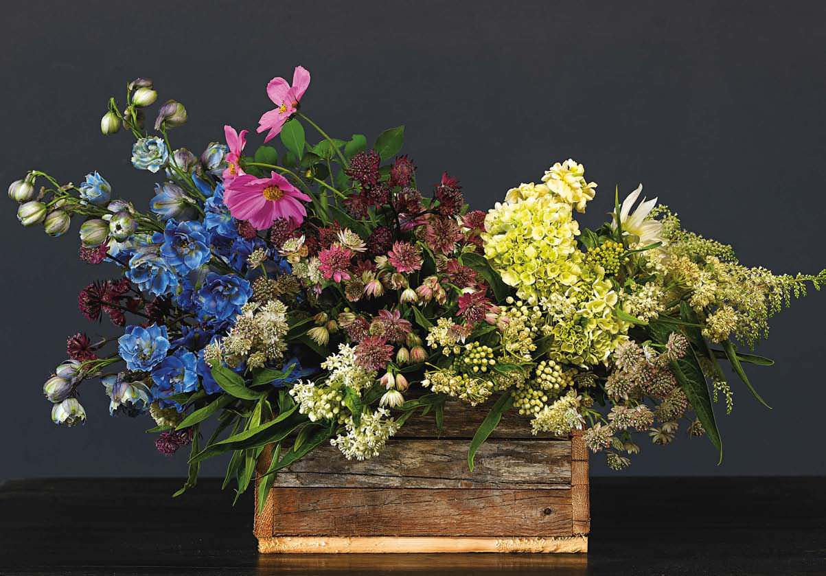 learn how to create handpicked flower arrangements for any