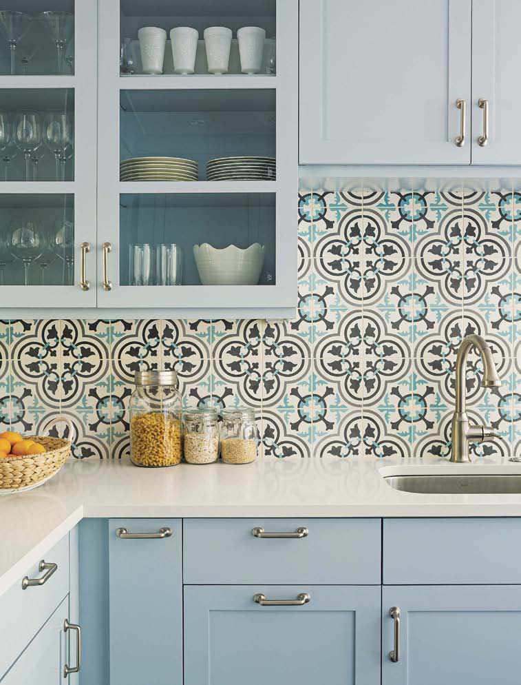 Tile Trends In Bathroom Furniture For 2017: Tile Trends