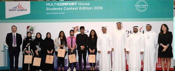 32 Teams Participate First Uae National Competition For Architecture Students