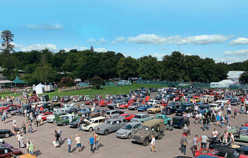 2017 Beaulieu International Autojumble