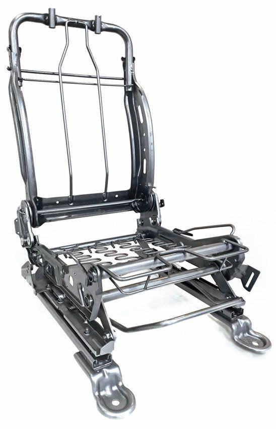Magna Develops New Lightweight Modular Seat Structure