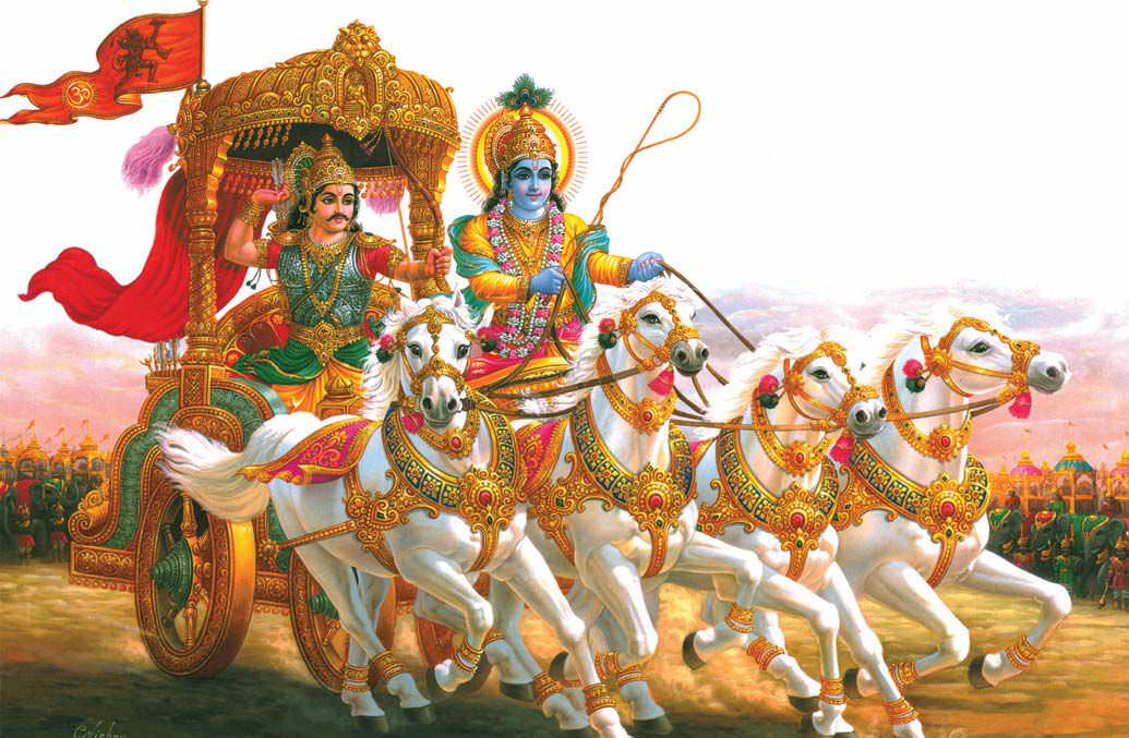 the description of the bhagavad gita and its application in indian life The yoga of lifean introduction to the bhagavad gita with emphasis on its practical application and has been teaching the bhagavad gita and other indian.