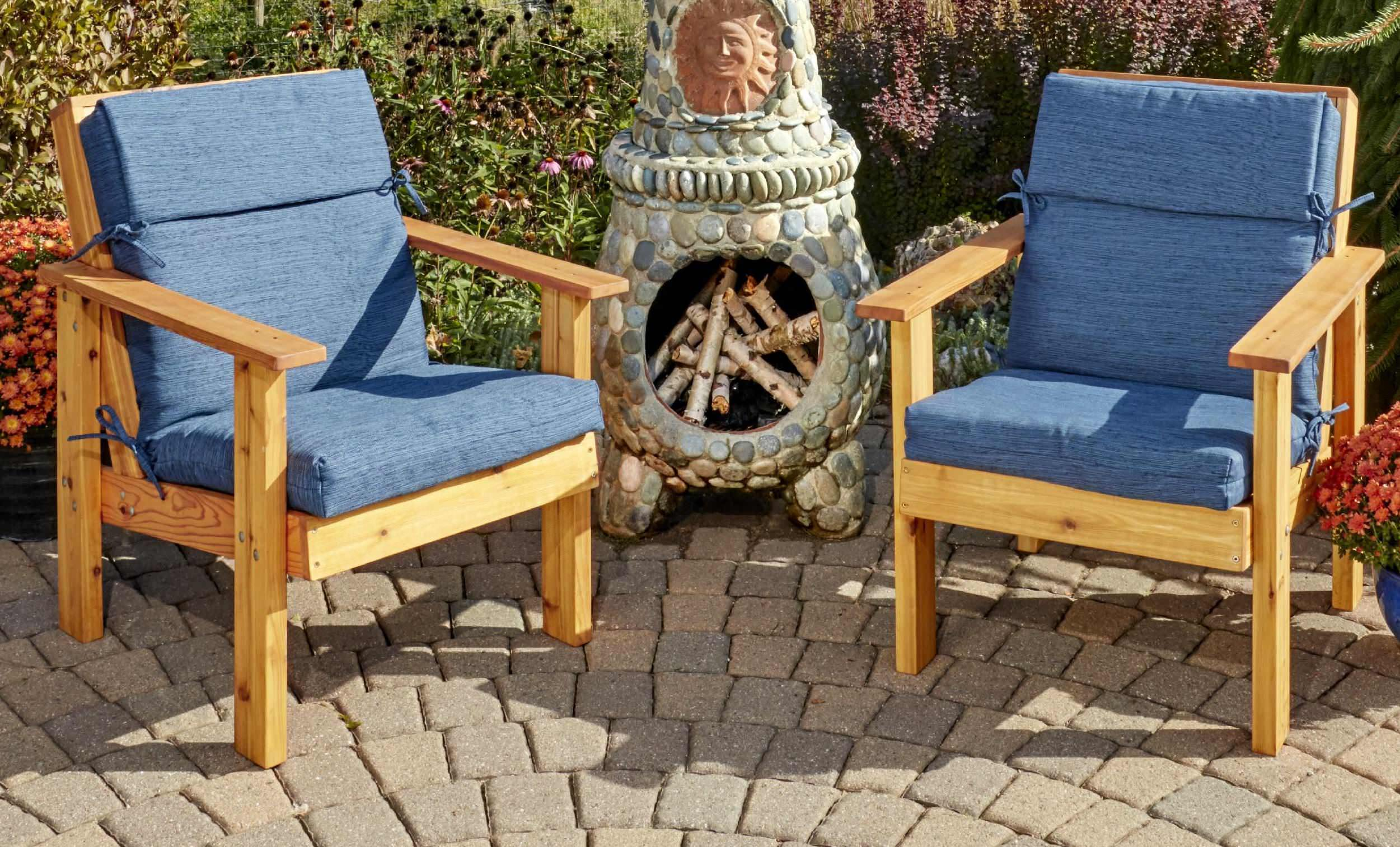Marvelous Perfect Patio Chairs