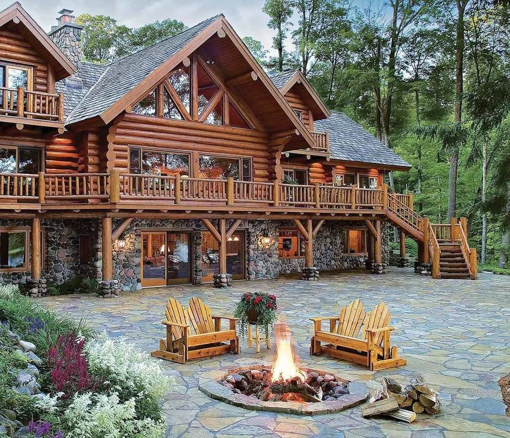 Bonfire Basics Everything You Need To Know Log Home