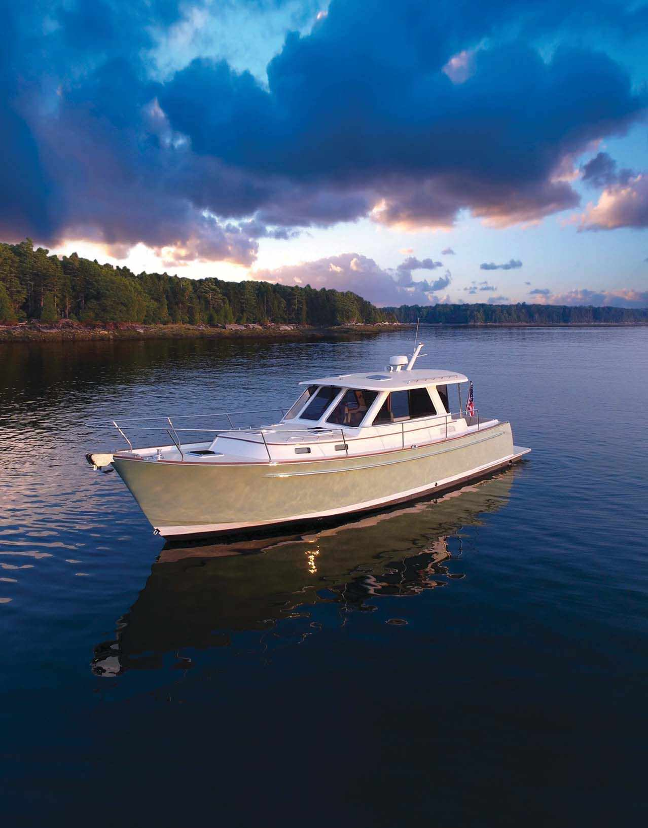 Lobster Boat Legacy