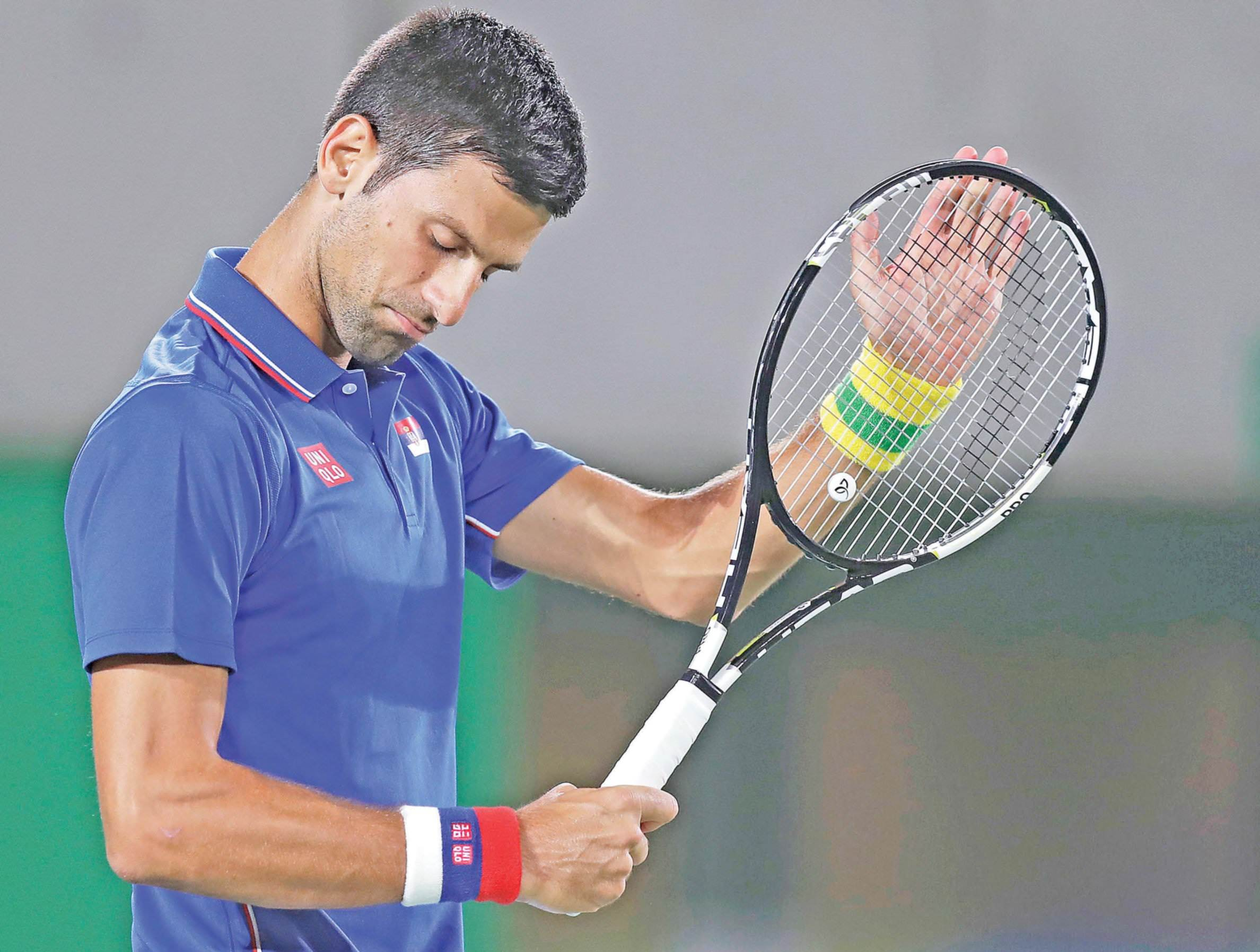 Is Novak Djokovic Burning Out