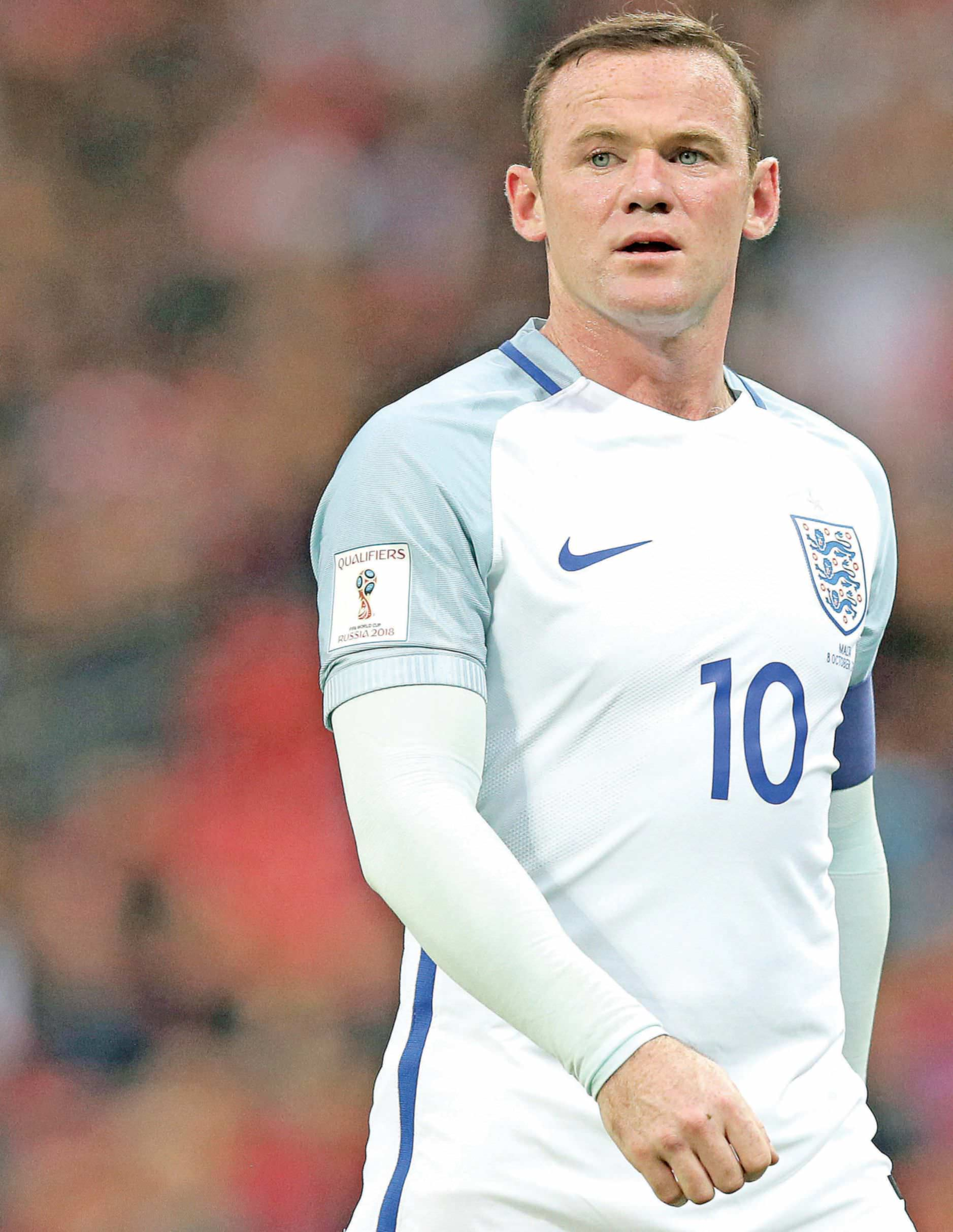 Wayne Rooney The Beginning of the End