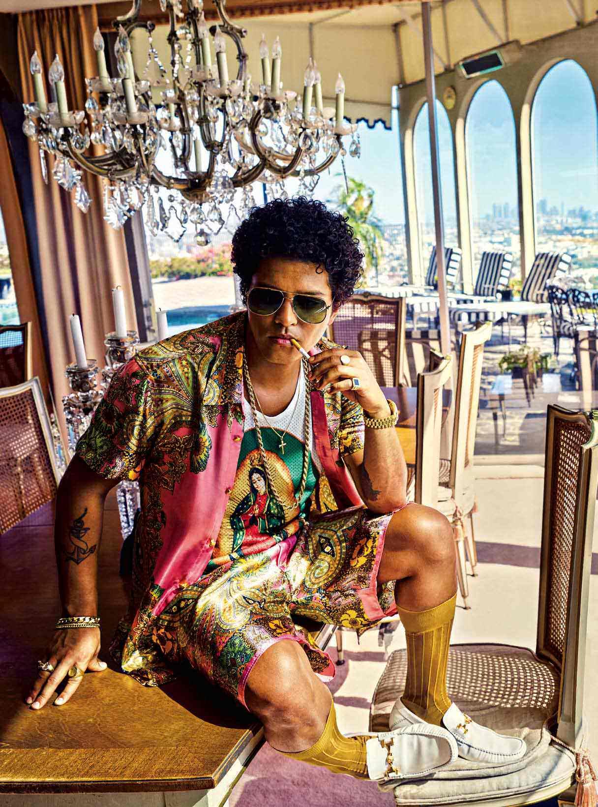 El Mundo De Bruno Mars