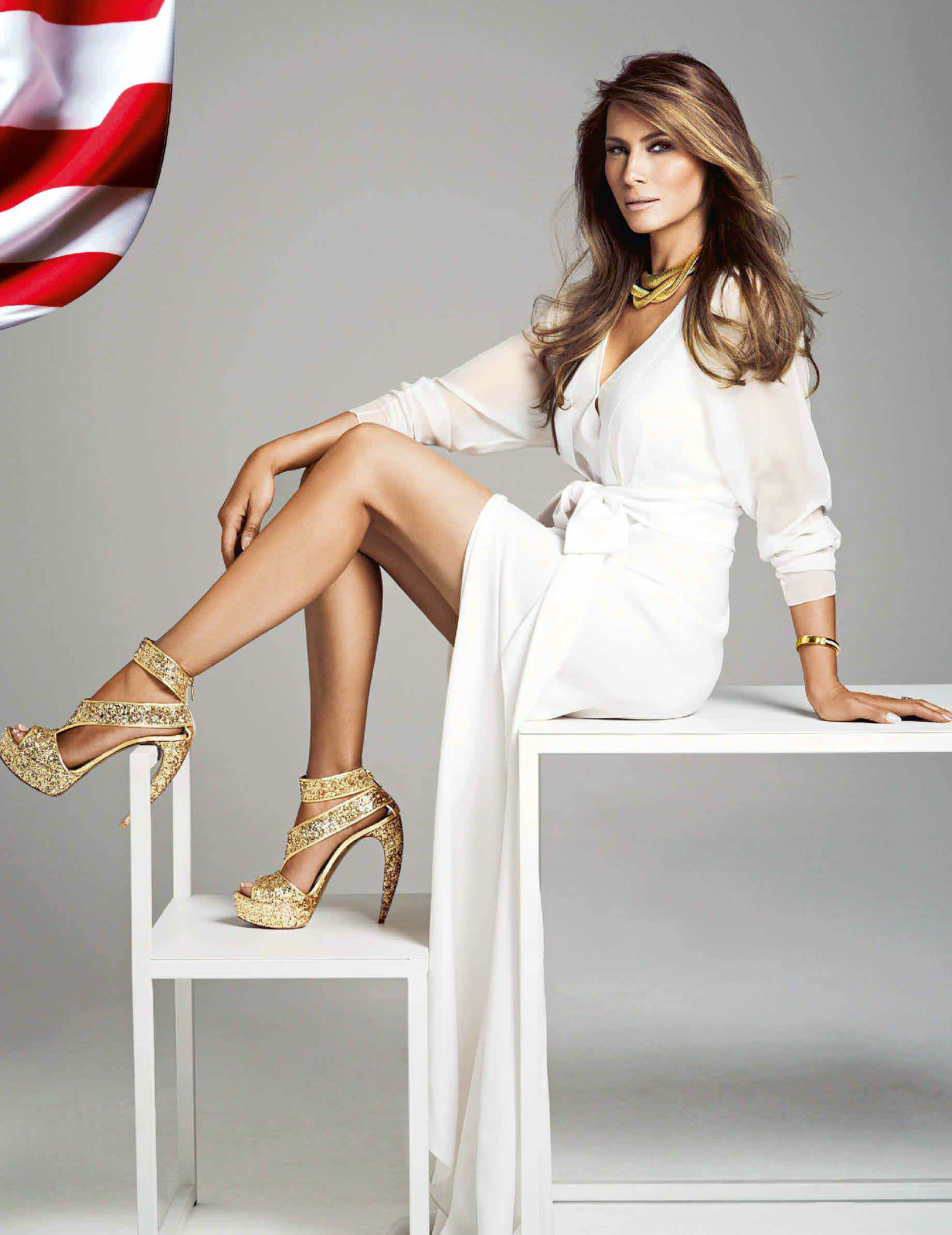Melania Trump Gq Download Lengkap