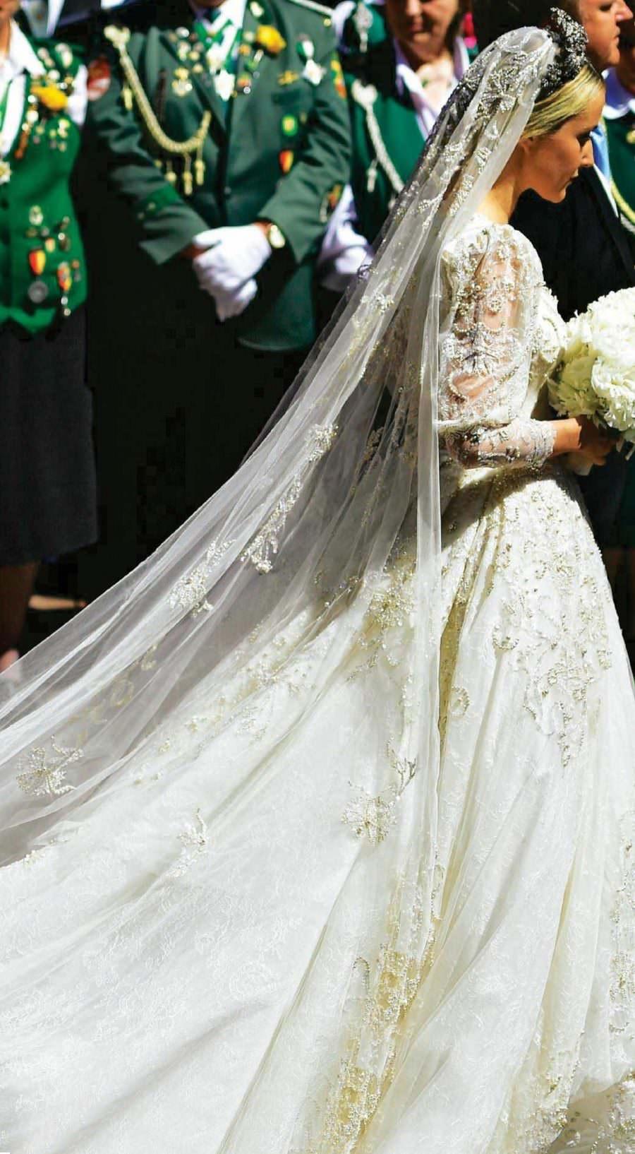 In A Fairytale Wedding Full Of Splendour Prince Ernst August Of Hanover