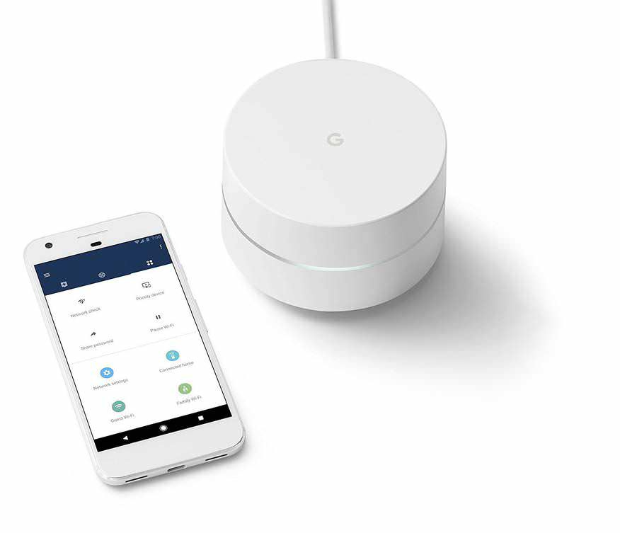 Google Wifi Mesh Networking Made Easy