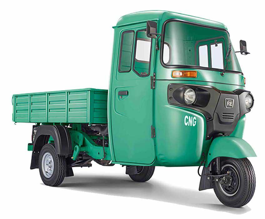 Bajaj launches indias most powerful 3 wheeler cargo vehicle publicscrutiny Images
