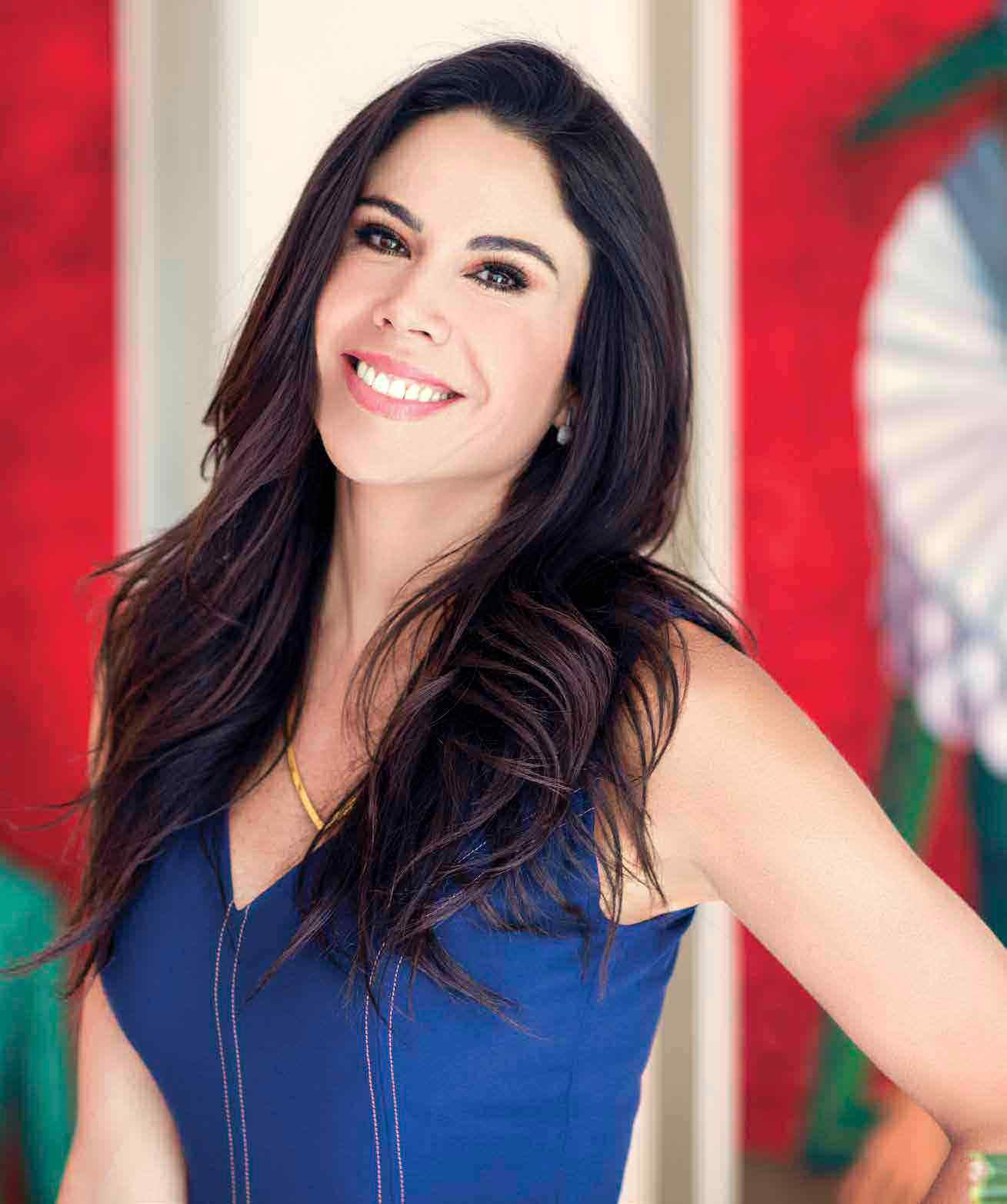 La Mujer Maravilla Mexicana Paola Rojas