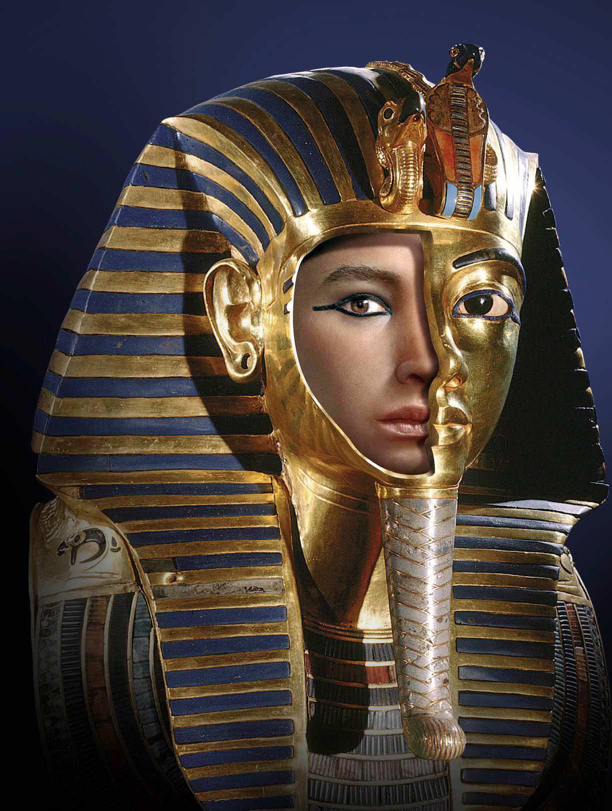 Los Enigmas De Tutankamon