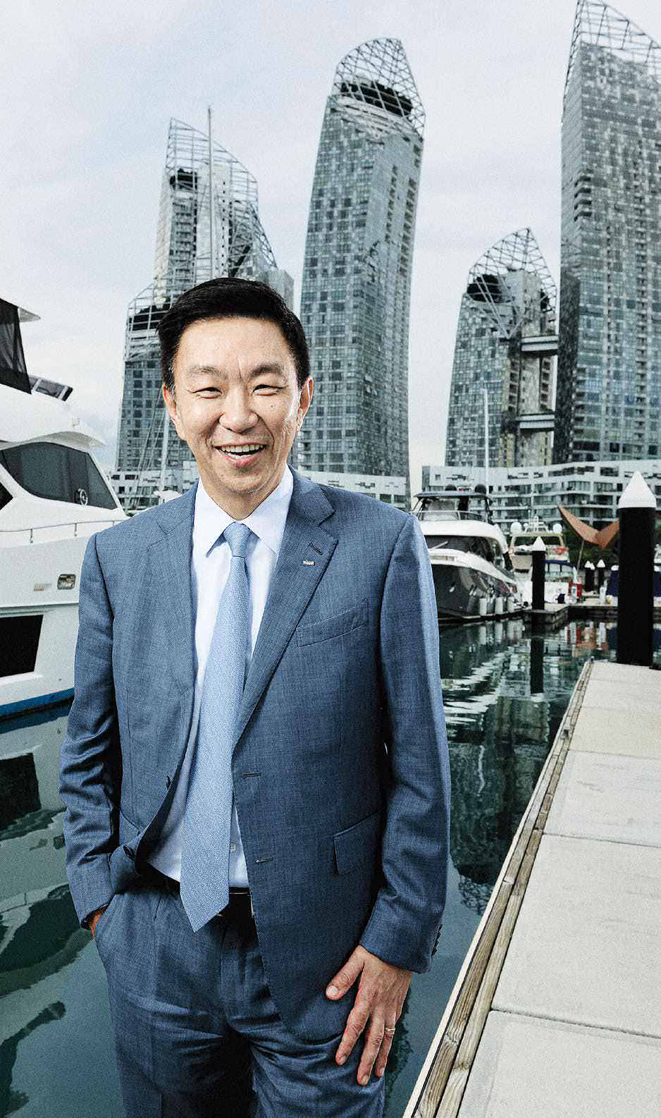 If Smart Cities Are The Future, Singapore's Keppel Is Contributing Plenty Of IQ