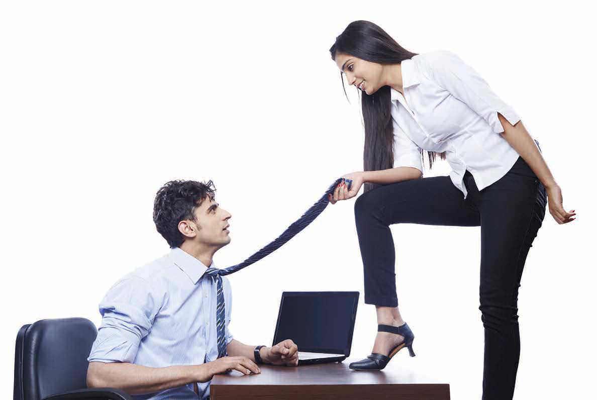 essay office romance