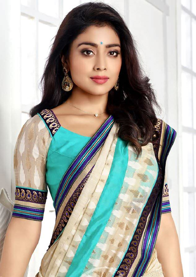 Shriya Saran Ageless Beauty