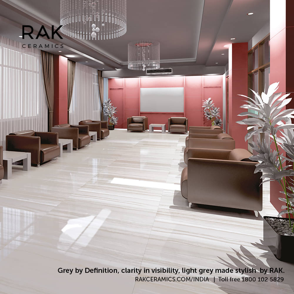 RAK Ceramics Brings You Serpeggiante Tiles Straight From The Heart Of Italy