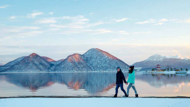 Why Thousands Of Travellers Head To Japan Every Winter