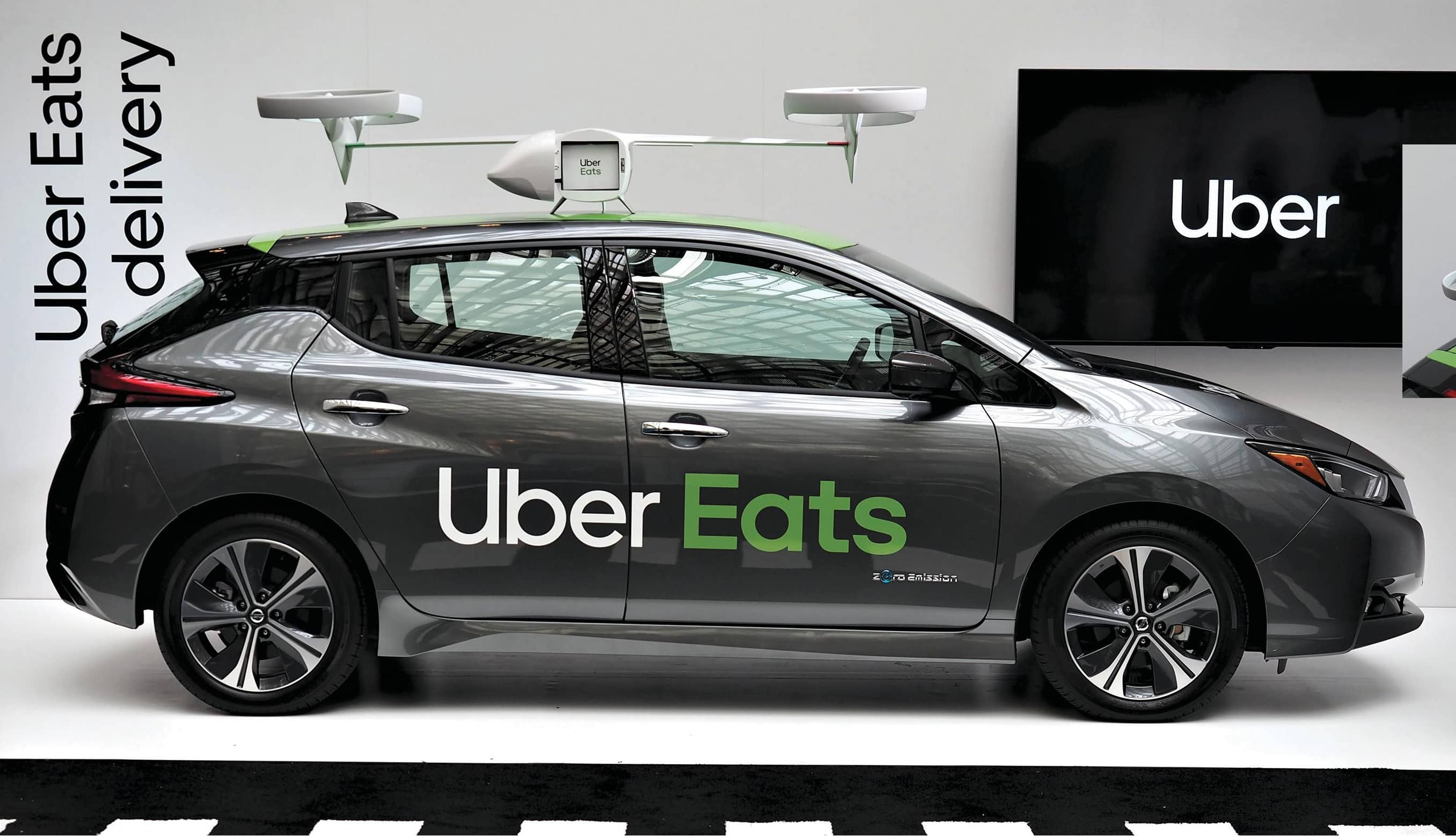 Can Uber Elevate Deliver Your Fries Hot?