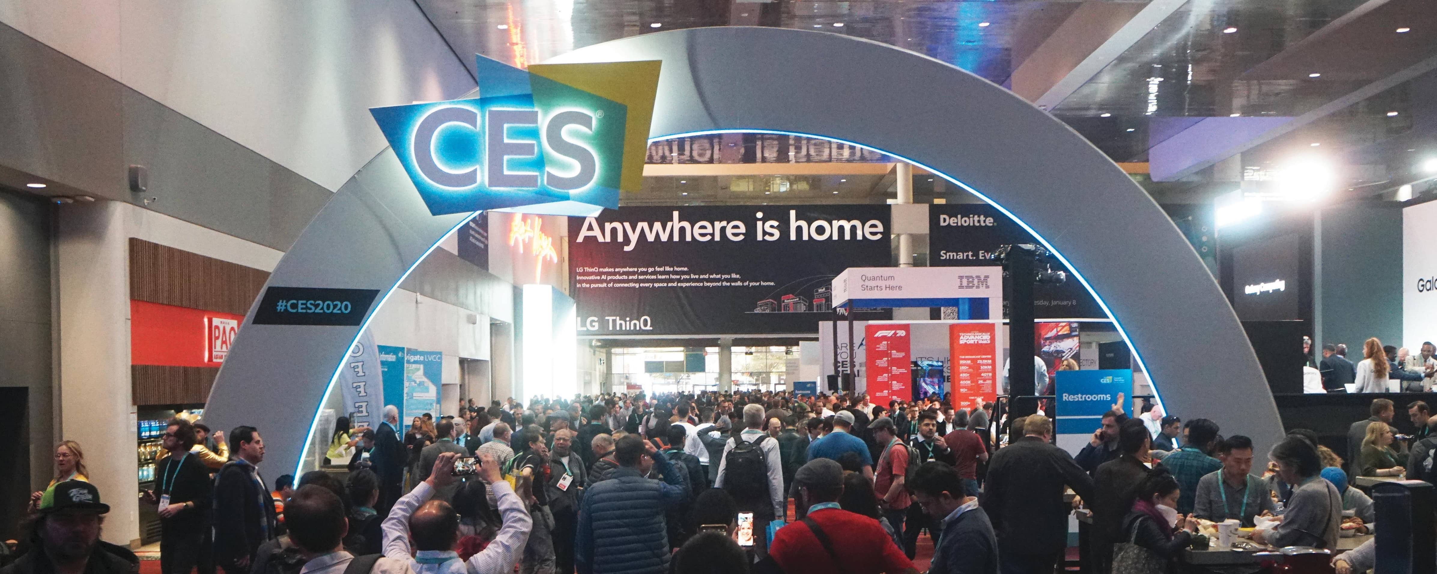 CES 2020: THE START OF A BIG