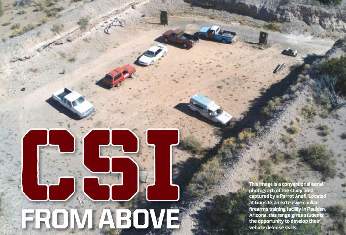 CSI FROM ABOVE