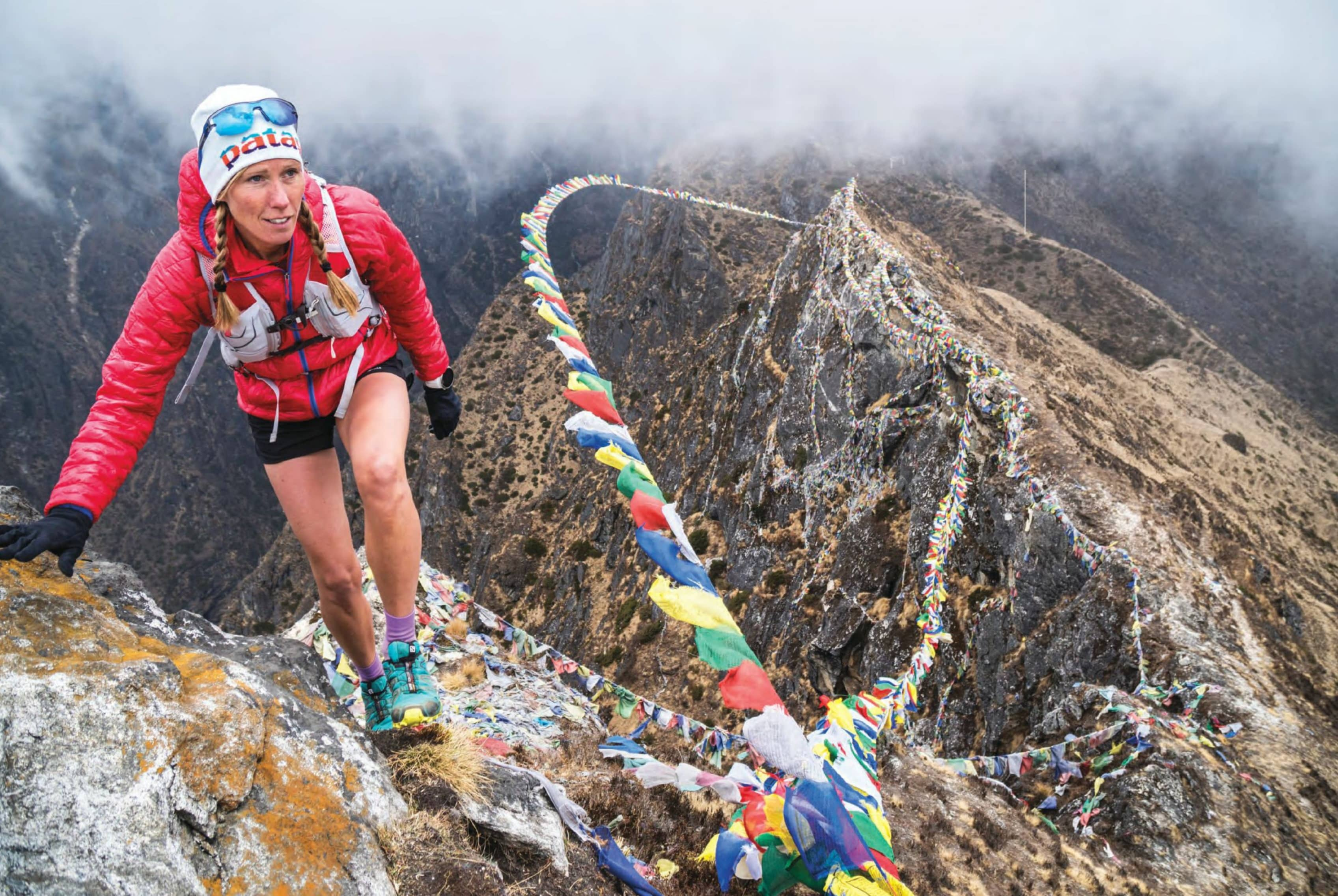 Running Nepal's 3 Passes Trail Takes You Off The Beaten Mule Path