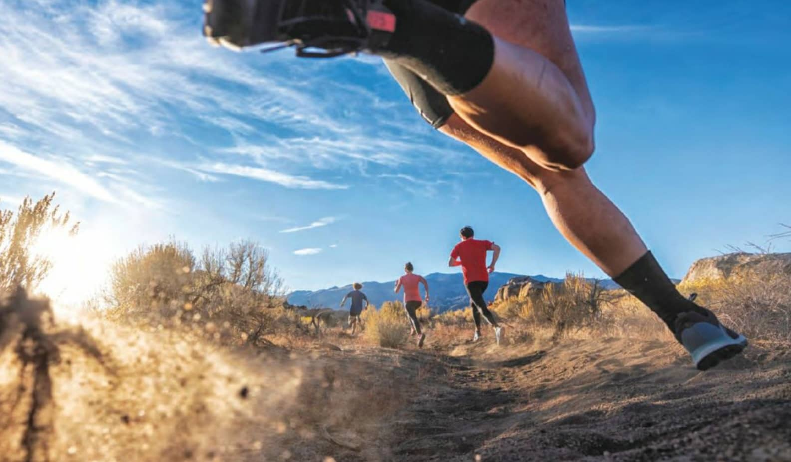 How To Take Great Trail Photos On The Run