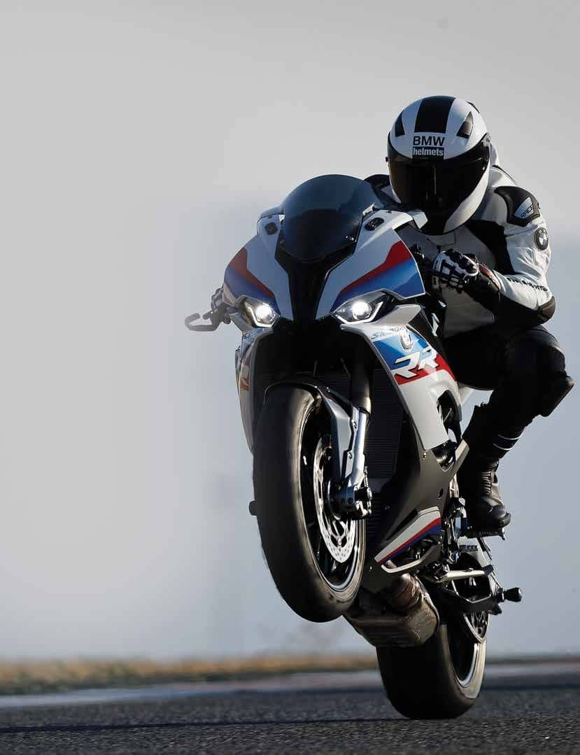 BMW S 1000 RR - The Art Of Speed