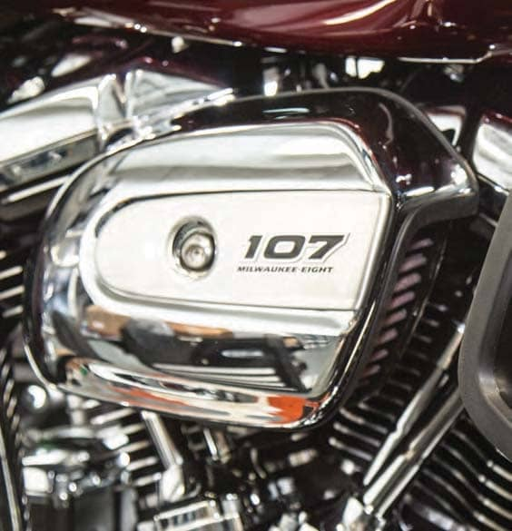 Adding Performance To Your Harley's Milwaukee-Eight Motor