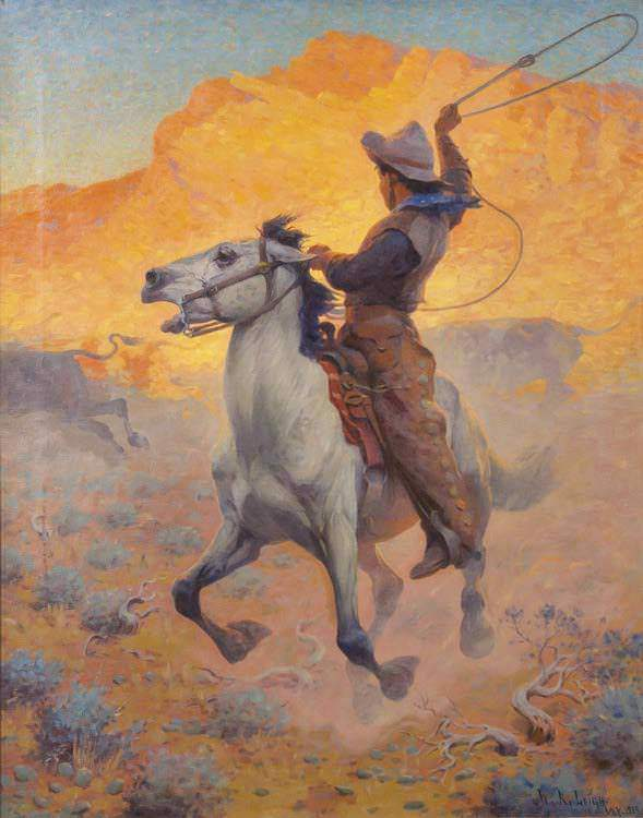 Fine Art, Pottery, And Jewelry Headline Arts Of The American West